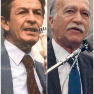 """""""Il gesto di Almirante e Berlinguer"""", l'indagine di Antonio Padellaro sugli incontri segreti tra i due leader"""