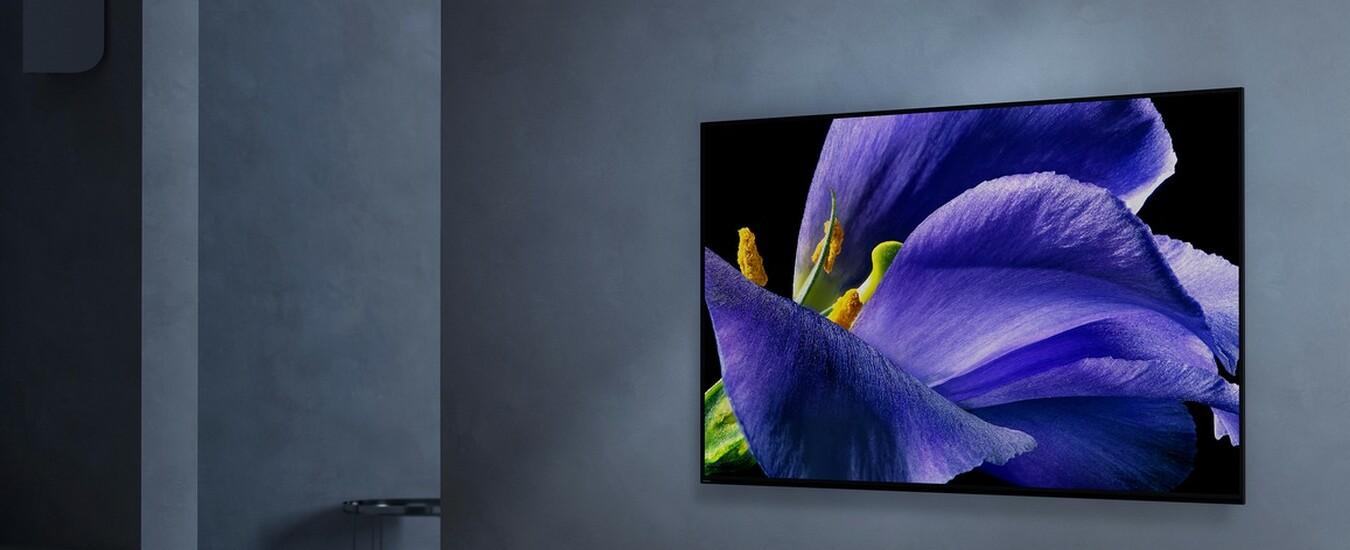TV Sony Bravia OLED 4K, in arrivo i nuovi top di gamma da 55 a 77 pollici