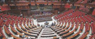 Camera deserta: solo in 15 per la legge taglia-onorevoli