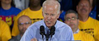 Joe Biden domina i sondaggi tra i democratici: l'ex vicepresidente stacca di oltre 20 punti Bernie Sanders
