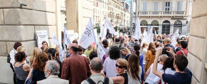 Primo maggio, non solo rider: soffrono anche i giornalisti