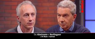 """'Il gesto di Almirante e Berlinguer', da domani in edicola il libro di Padellaro: """"Unirono le forze contro il terrorismo"""""""