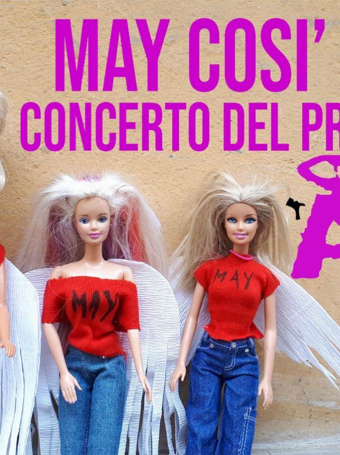 Concerto primo maggio a Roma, sul palco solo 4 donne: il controevento al femminile. E gli organizzatori replicano con una foto