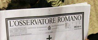 Vaticano, Rita Pinci nuova coordinatrice del mensile dell'Osservatore dopo l'addio in massa della redazione