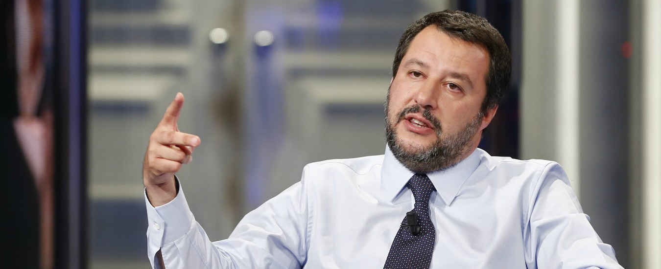 Castrazione chimica, Matteo Salvini annuncia una raccolta firme