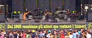 """1 maggio, concertone a Taranto: dalle battaglie sul clima all'Ilva """"chiusa"""". 'Cambiano gli attori ma restano i tumori'"""