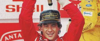Gli eroi son tutti giovani e belli (e Ayrton Senna lo era davvero)