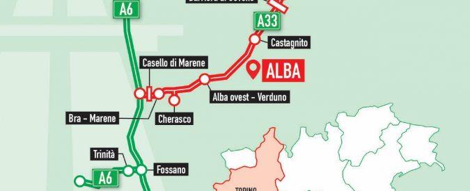 """Asti-Cuneo, il nuovo """"regalo"""" dello Stato al gruppo Gavio"""
