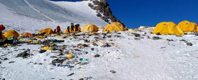 Monte Bianco, a rimetterci come sempre non sono i ricchi. Ma a tutto c'è un limite