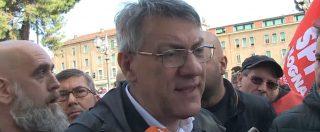 """Primo Maggio, Landini: """"Dobbiamo unire tutto ciò che è stato diviso e rimettere al centro il lavoro e i diritti"""""""