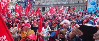 """1 maggio, Di Maio: """"Spero ultimo senza salario minimo"""". In 30mila con i sindacati a Bologna: """"Governo ci ascolti"""""""