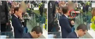 Il bambino tifoso della Juve chiede un autografo ad Allegri, ma il tecnico reagisce male. E sui social piovono le critiche