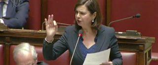 """Educazione civica nelle scuole, Boldrini: """"Salvini ne ha bisogno, torni a lezione. Il suo esempio è pessimo"""""""