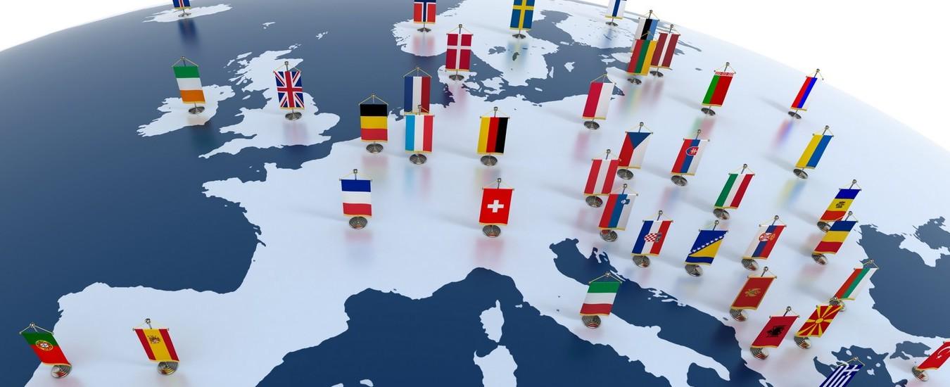 Sicurezza informatica, salute e giustizia elettronica, 83 progetti per l'Europa digitale