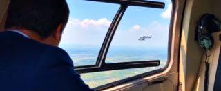 """Salvini incontra Orban, in elicottero visita il muro anti-migranti: """"Metodo efficace"""""""