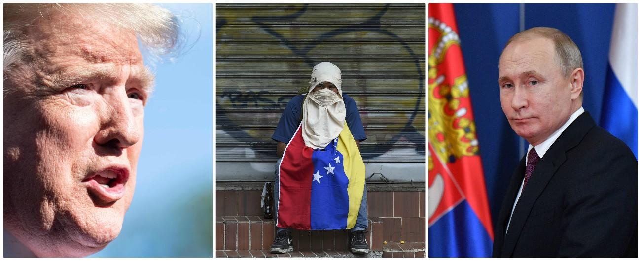 Venezuela, tra Usa e Russia è clima da Guerra Fredda. Dalla Siria all'est Europa, Mosca sbarra la strada a Washington