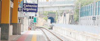 Cari M5S, il treno da Catania a Palermo è peggio del Tav