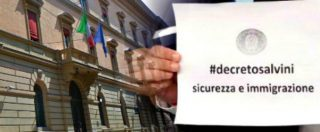 """Bologna, iscrizione all'anagrafe per 2 richiedenti asilo: sentenza su applicazione del decreto Salvini. Lui: """"Vergognoso"""""""