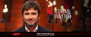 """Accordi&Disaccordi (Nove), Di Battista: """"Se dopo le elezioni europee dovesse saltare il governo, mi ricandiderei"""""""
