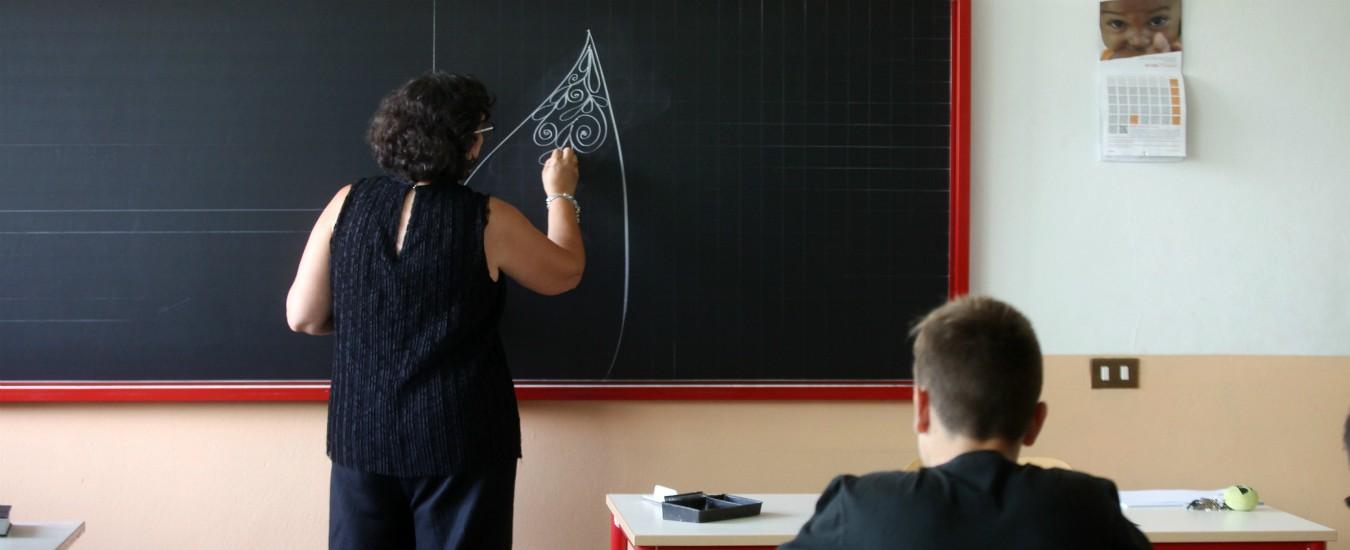 Scuola, Istat: 4 studenti delle medie su 10 hanno scarse competenze alfabetiche, uno su tre insufficiente in matematica