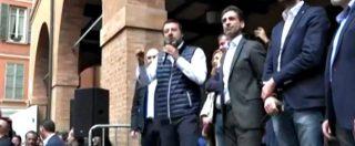 """Migranti, Salvini: """"Sentenza di Bologna vergognosa. Se giudice vuole aiutare gli immigrati si candidi con il Pd"""""""