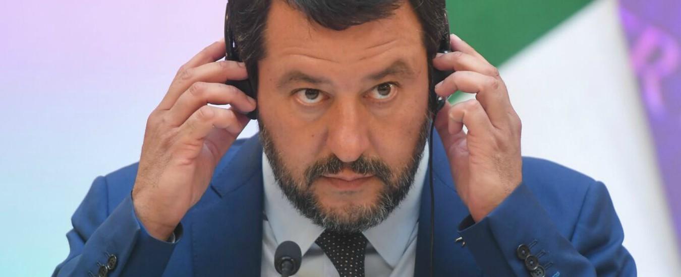 Ho delle domande da farvi su Salvini