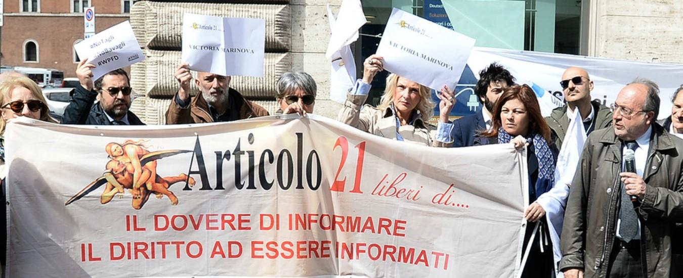 """Giornata mondiale della libertà di stampa, il presidente Mattarella: """"Sostenere i giornalisti minacciati"""""""