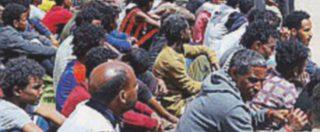 """I libici """"riprendono"""" 180 migranti in mare Mare Jonio accusa"""