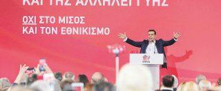 """""""Dalla galera coi Colonnelli alla candidatura in Grecia"""""""