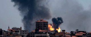 Medio Oriente, centinaia di razzi di Hamas contro Israele. Che risponde con bombardamenti su Gaza e chiude i valichi