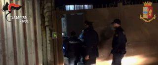 Napoli, agguato davanti all'asilo: sette fermi. Blitz polizia e carabinieri contro clan D'amico-Mazzarella