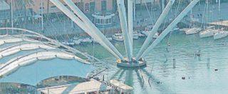 E a Genova entra nell'affare della ricostruzione