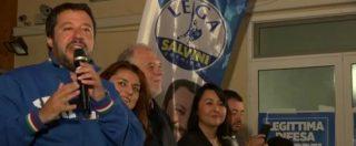 """Salvini, nuove scintille con M5s: """"Basta offese da chi dovrebbe essere amico. Ci aiutassero a cambiare il Paese"""""""