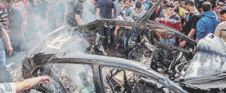 I raid diventano guerra: piovono missili su Gaza