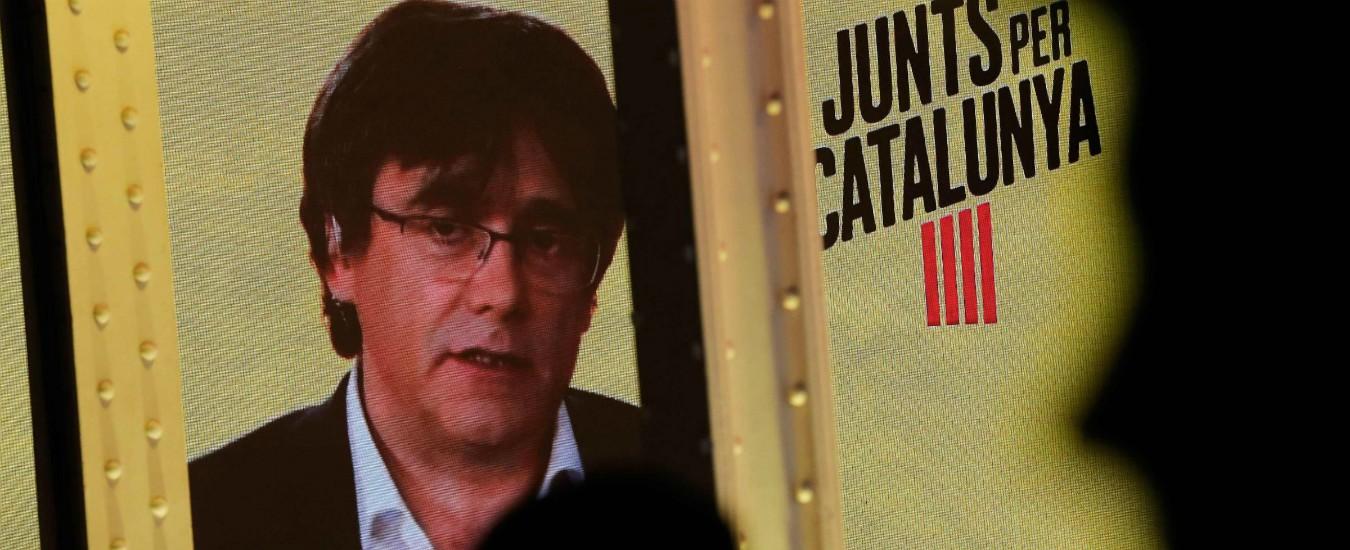 """Puigdemont, Corte suprema spagnola ribalta il consiglio elettorale: """"Può candidarsi alle Europee"""""""