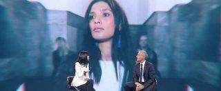 """Imane Fadil, Polanco a Non è l'Arena: """"Una morte strana. L'ho vista troppo bene per essere una morte naturale"""""""