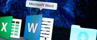 Microsoft Word userà l
