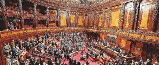 In Edicola sul Fatto Quotidiano del 7 Maggio: Camera e Senato 1 anno dopo: ecco chi lavora e chi no