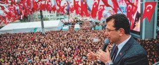 Istanbul, affondato il sindaco anti-Erdogan