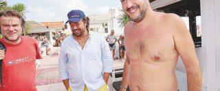 I ras del Sud con Casanova: tutti insieme a Mr. Papeete