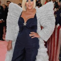 US television personality Kris Jenner arrives for the 2019 Met Gala