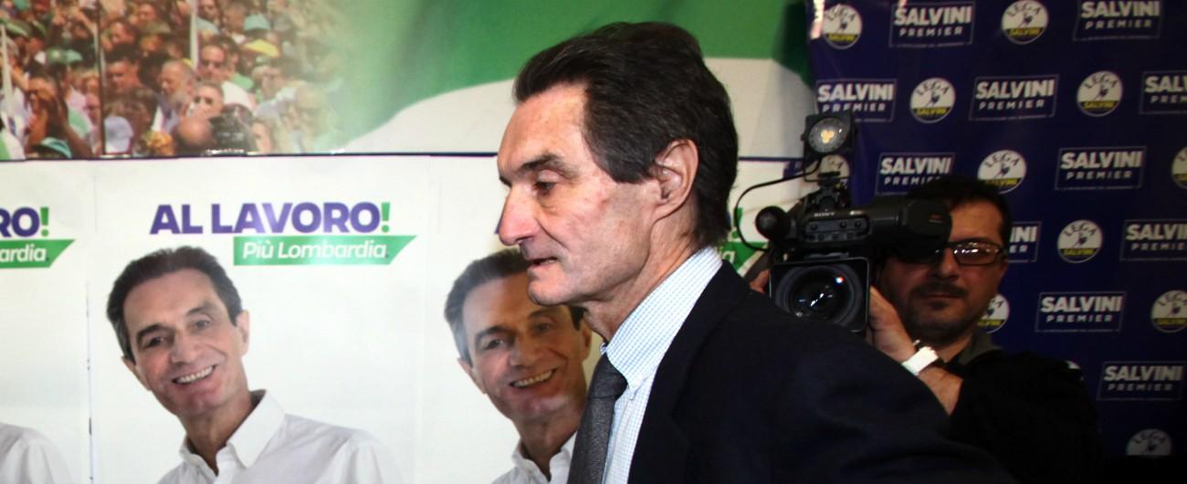 """Tangenti Milano, il governatore Fontana al condannato per concussione: """"Ho seguito quasi tutti i tuoi consigli"""""""