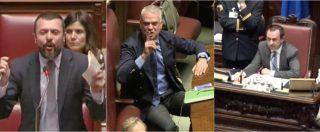 """Taglio parlamentari, D'Ambrosio (M5s): """"L'antipolitica? Sono i politici che rubano"""". Scontro con Zangrillo (FI) e Pd"""