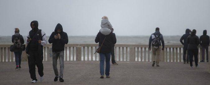 Una volta per tutte: sì, in Italia fa freddo ma il cambiamento climatico esiste eccome