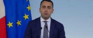 """Siri, Di Maio: """"Condotte non accettabili per governo del cambiamento. Oggi è la vittoria degli italiani onesti"""""""