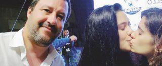 La rivolta del selfie: legittima difesa social contro Salvini