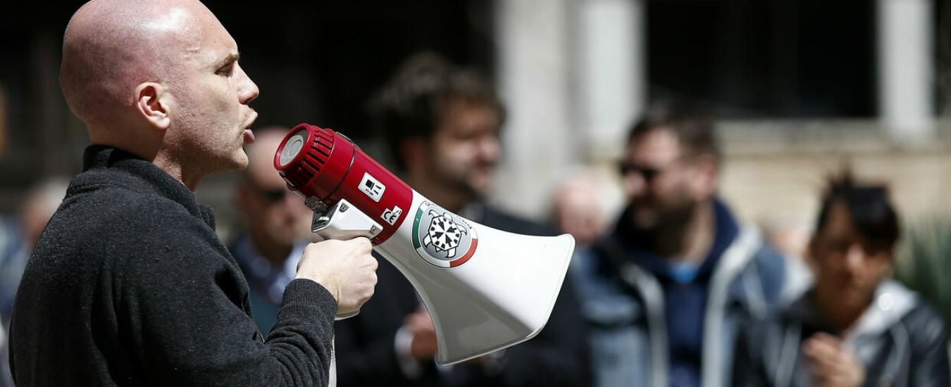 Casal Bruciato, contro chi urla 'ti stupro' a una madre: fuori i fascisti dalle nostre vite!