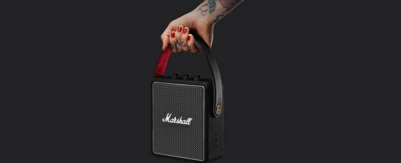 Nuovi altoparlanti portatili Marshall, vintage e qualità audio per intenditori
