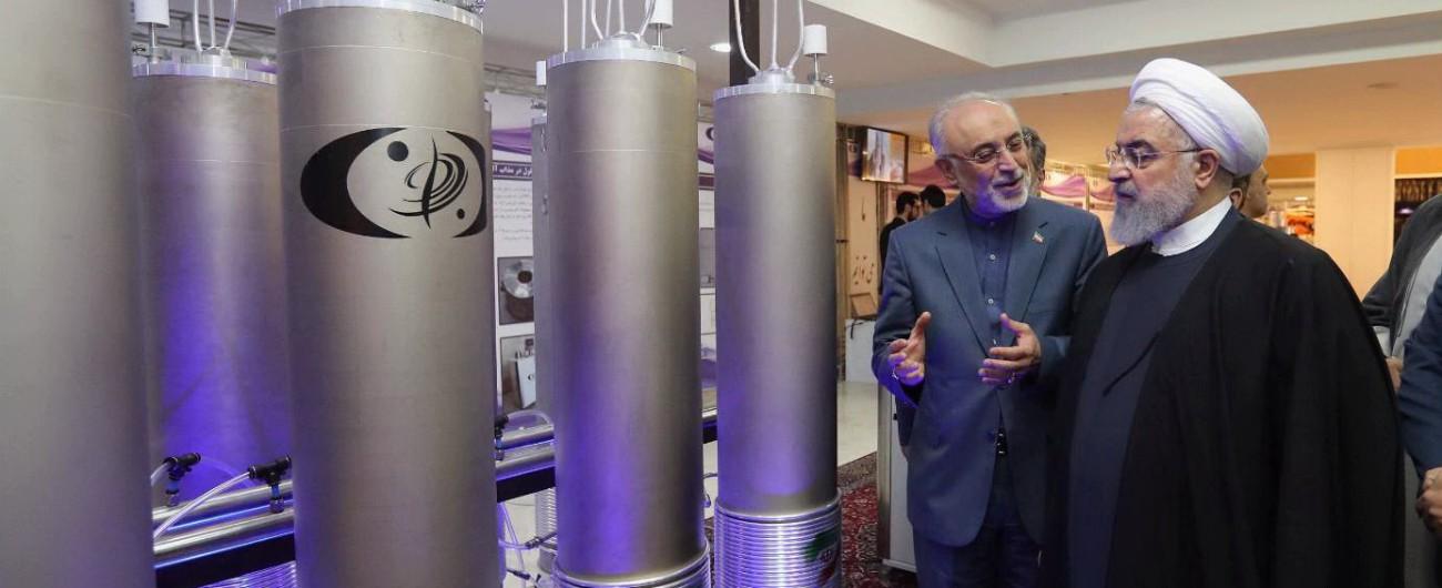 """Nucleare Iran, ultimatum di Teheran: """"60 giorni per i negoziati o riprenderemo ad arricchire l'uranio"""""""
