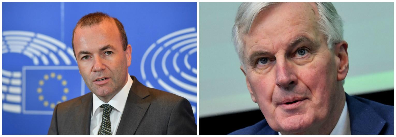 Europee, Orbán e Macron fanno vacillare la candidatura di Weber in Commissione. E spunta Michel Barnier